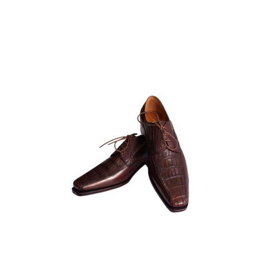 Giày da cá sấu cao cấp ZN-VNS02