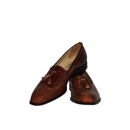 Giày da cá sấu giá rẻZN-VNS03