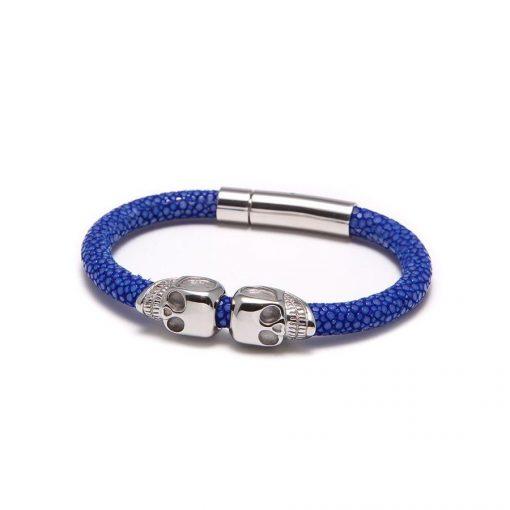 vòng tay phong thủy màu xanh