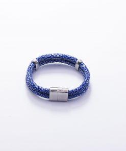 vòng cá đuối đôi xanh dương