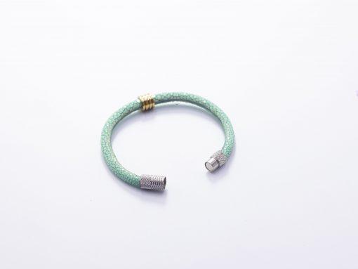 vòng cá đuối xanh ngọc 2