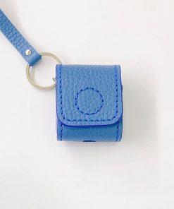 bao da airpod mau xanh