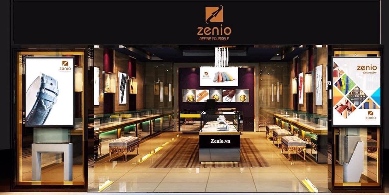 zenio showroom