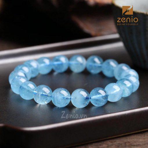 Vong tay aquamarine